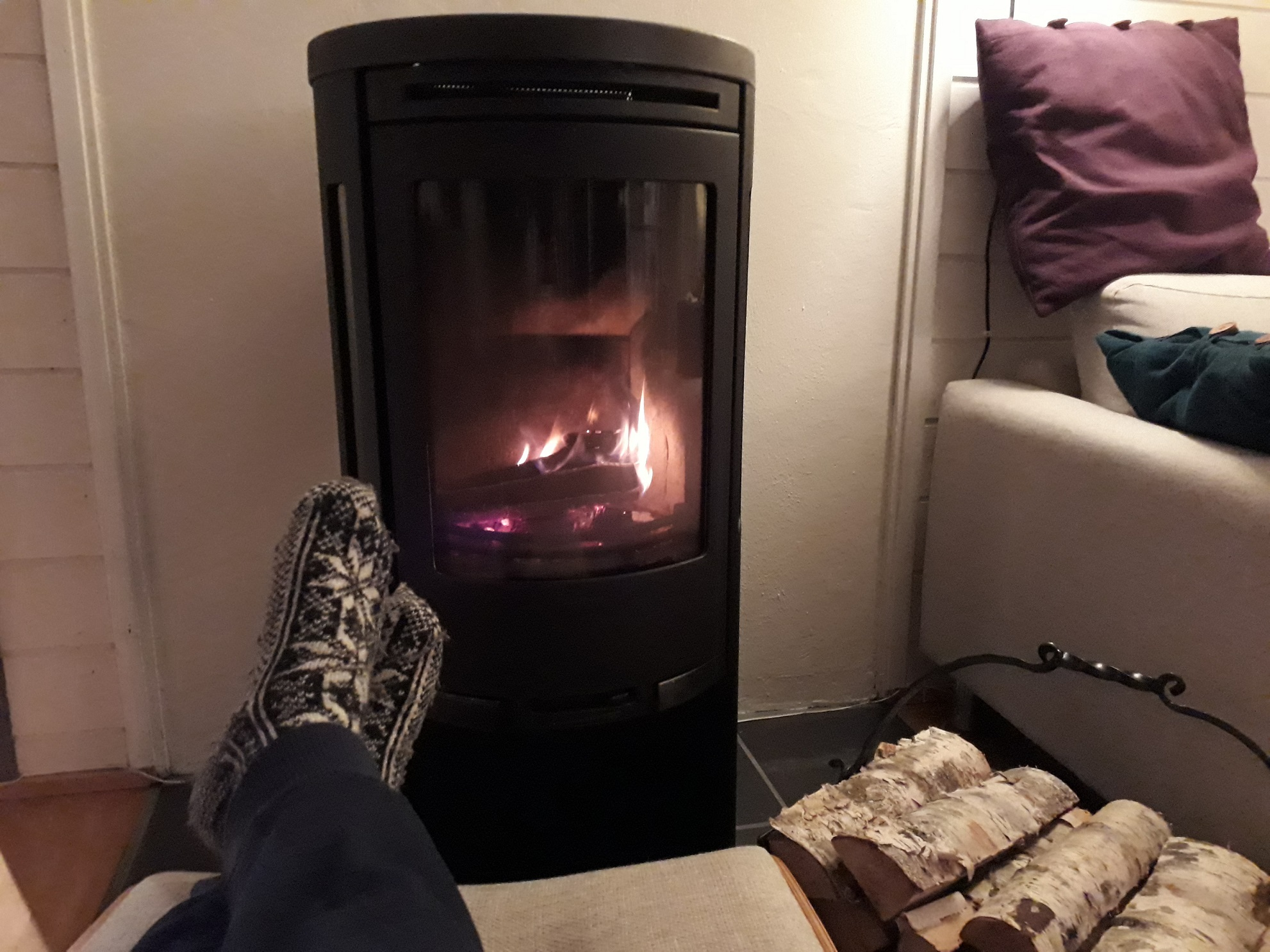 Your Wood Burning Stove Causes More Climate Warming Than You Might