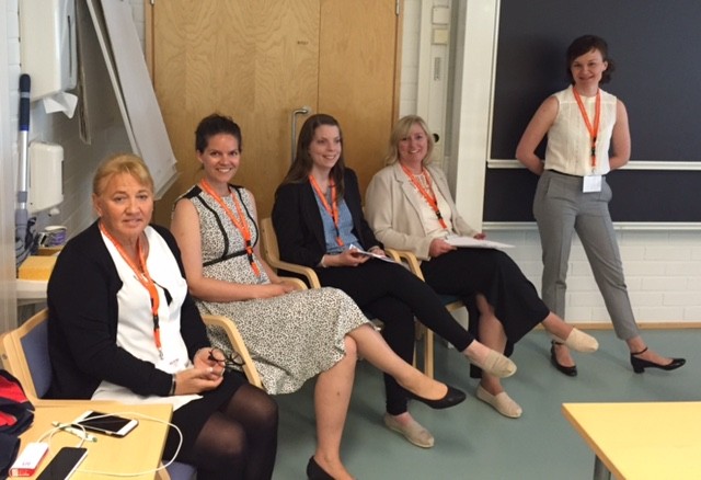 Center members at Nordic Health Promotion Research Conference
