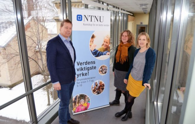 Bloggforfatterne Torberg Fach, Ingfrid Thowsen og Mari NygÅrd