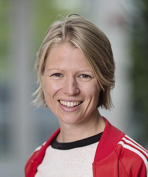 Portrett av Ingvill Stuvøy