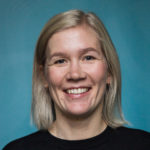 Portrett av Elisabeth Rosvold