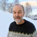 Portrett av Svein Ege
