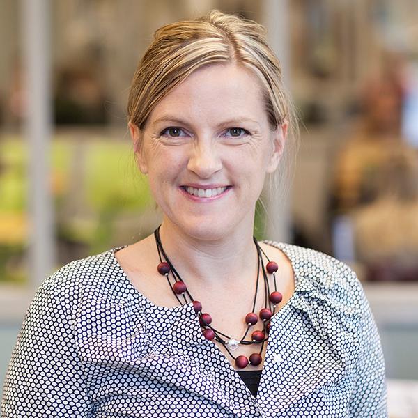 Mari Nygård. Foto