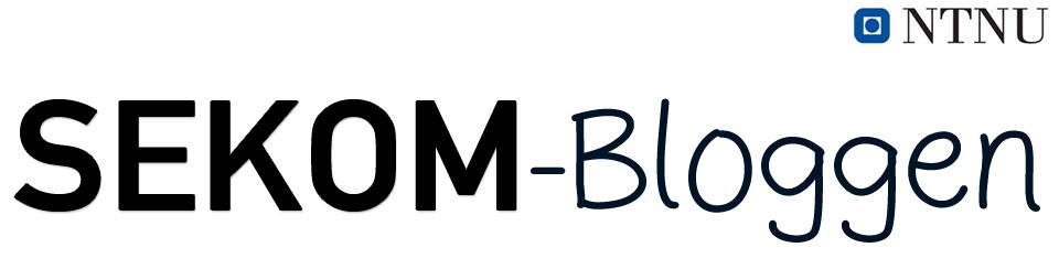 SEKOM-Bloggen