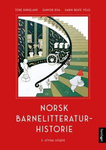 cover Norsk barnelitteraturhistorie
