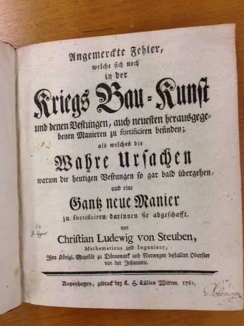 Boka ble utgitt i København 1761, og har vært eid av Gerhard Schøning.