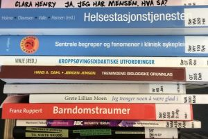 Nye bøker i medisin og helsevitenskap/New books in medicine and health sciences