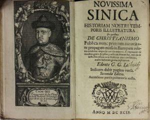 Boken Novissima Sinica