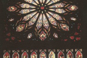 The rose window at the Nidaros Cathedral – a womans project