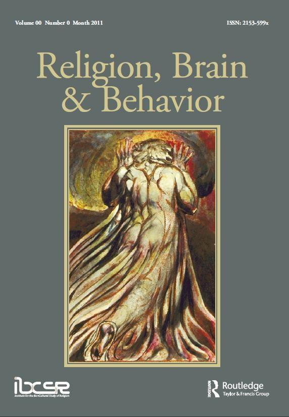 Religion, Brain and Behavior