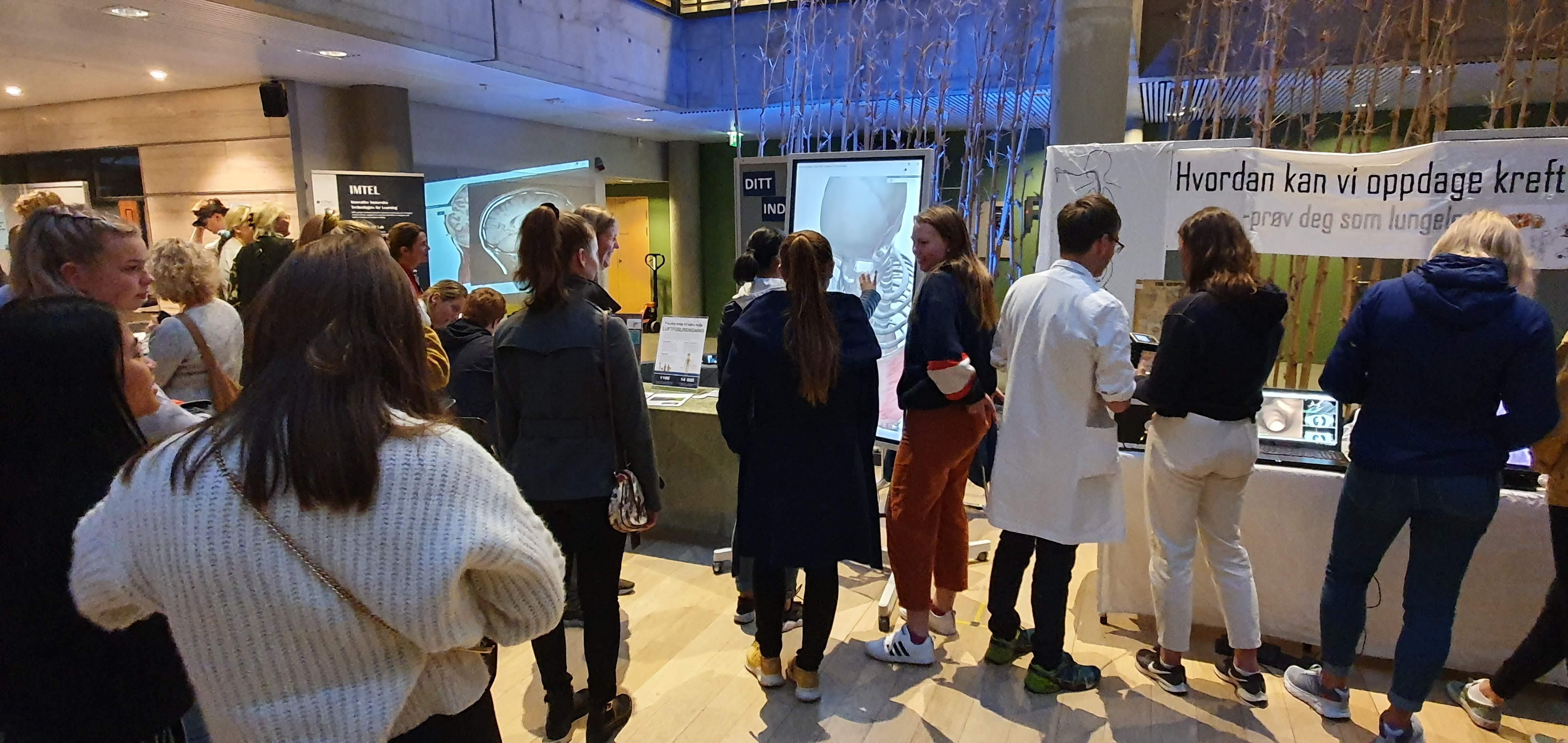 Researchers' Night: Fra ytre til indre miljø