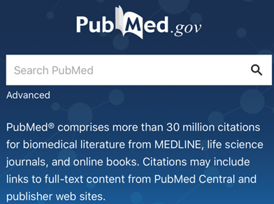 A new PubMed is available