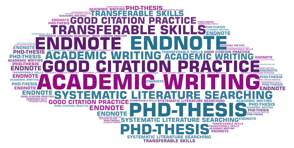 New PhD course with credits on literature review and academic writing