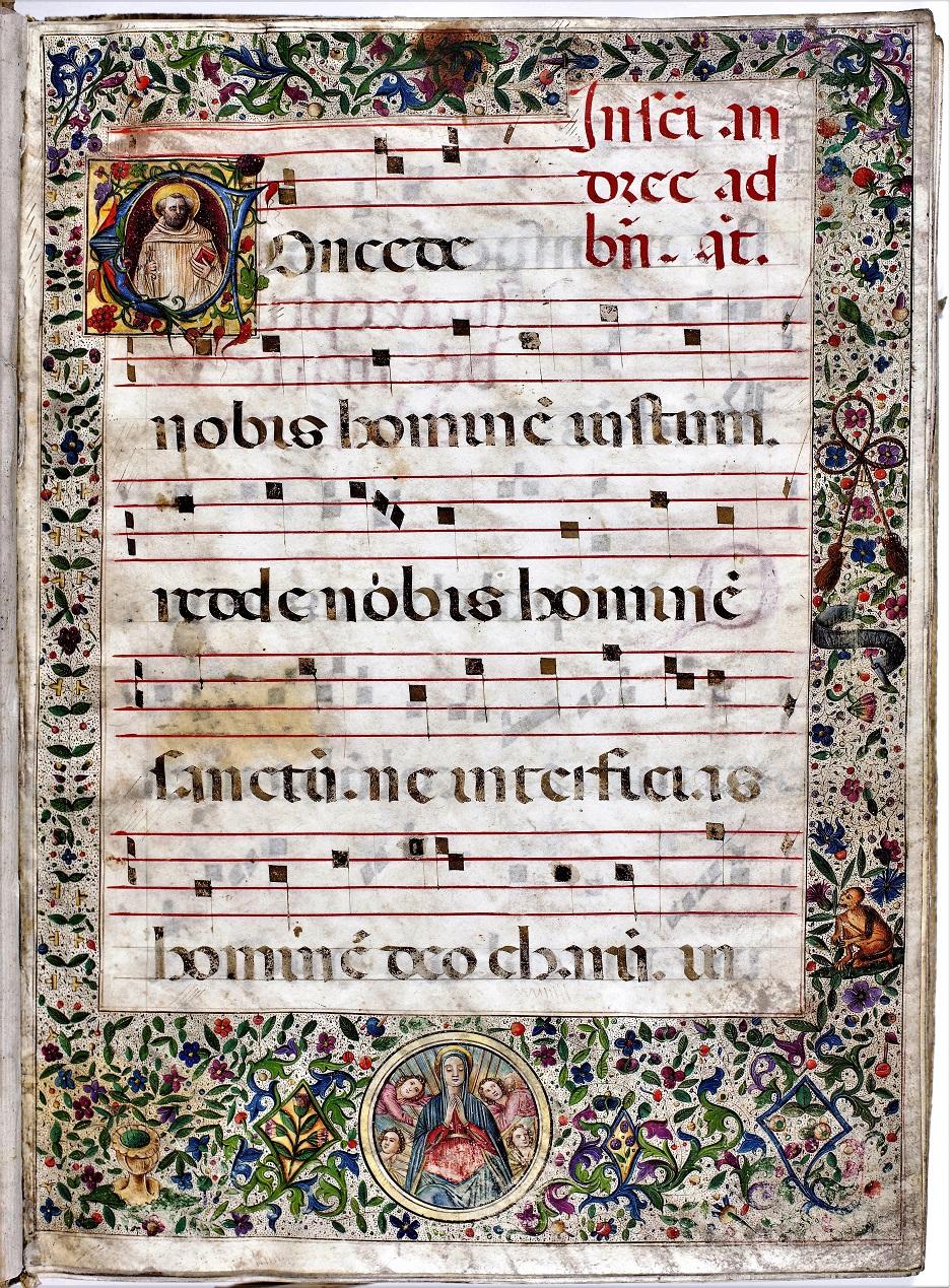 Handtag, famntag, klapp eller kyss - spår efter den medeltida läsaren