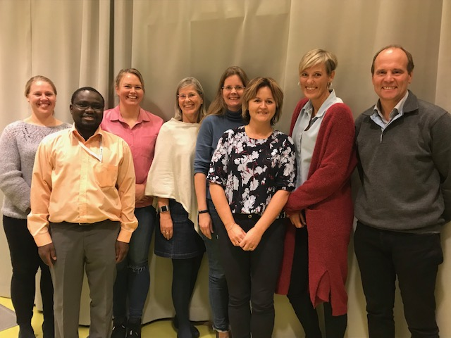 Tredje møte i Nasjonalt forskningsnettverk for palliasjon i primærhelsetjenesten