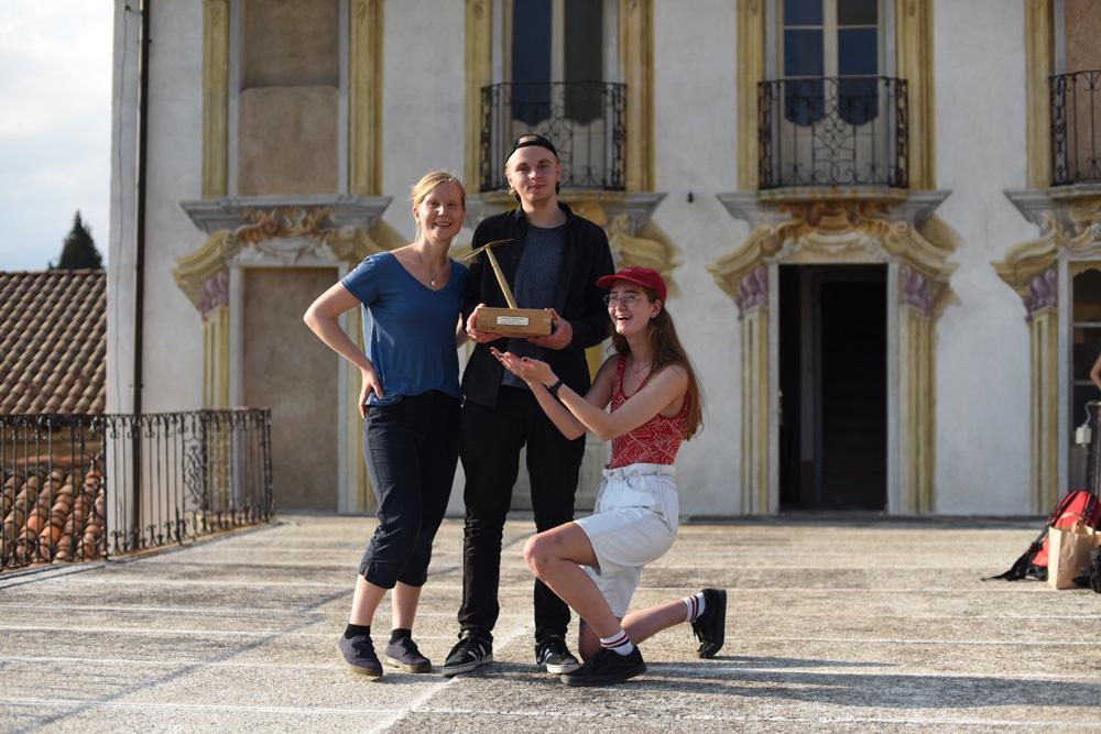 Studentfilm fikk pris på italiensk filmfestival
