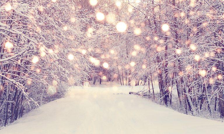 White Christmas sin hemmelighet