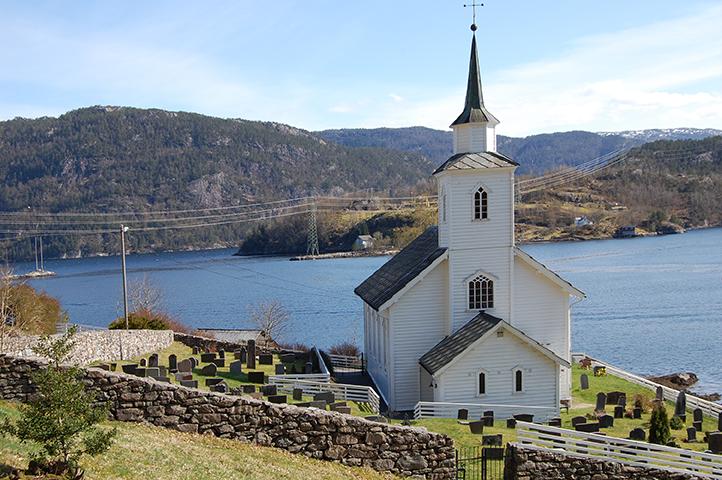 Biskopen tar feil om gamle kirker