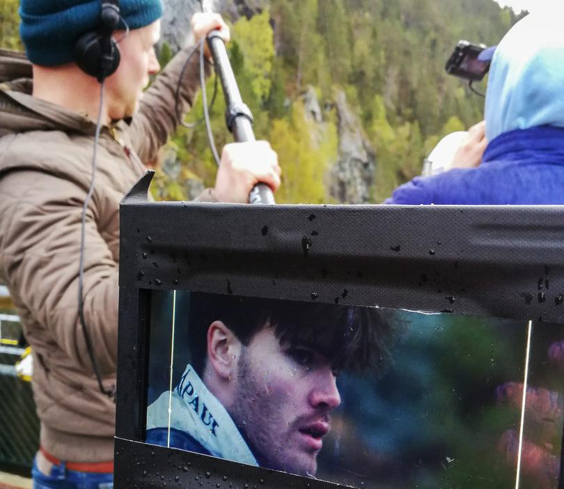 Mistet hovedskuespilleren midt i innspillingen – nå er de nominert til filmpris