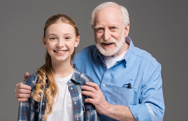 Spør en forsker: Kan et barnebarn av hunnkjønn ikke arve egenskaper/atferd fra sin farfar?