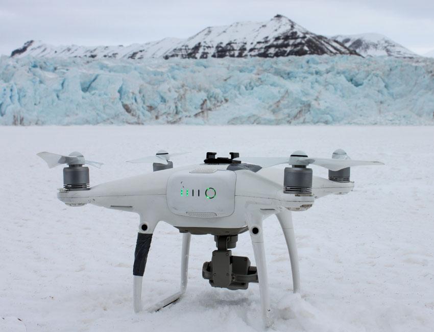 Svalbard Fieldwork during COVID-19