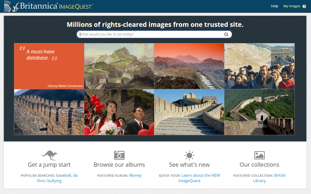 Ny database med rettighetsklarerte bilder