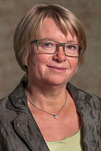 Berit Kjeldstad. Foto.