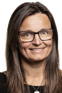 Prosjektdirektør for campusutvikling Merete Kvidal