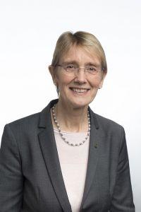 Prorektor for utdanning Anne Borg. Foto.