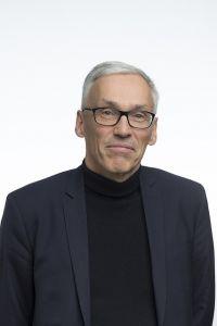 Prorektor for forskning Bjarne Foss. Foto.