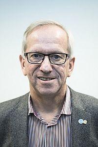 Viserektor Jørn Wroldsen
