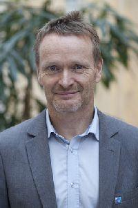 Prorektor for faglig integrasjon Helge Klungland. Foto.