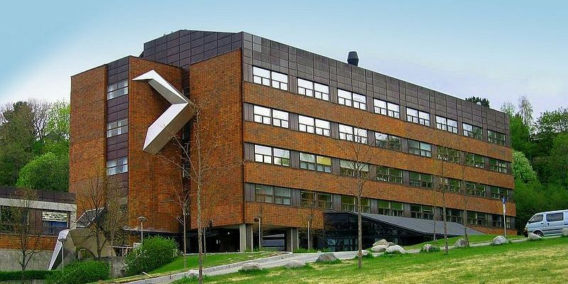 Lerkendal-Valgrinda campus. Photo.