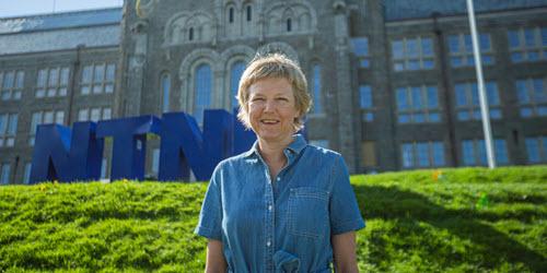 Leder til nyhetssak om at Marit Reitan blir ny prorektor for utdanning ved NTNU