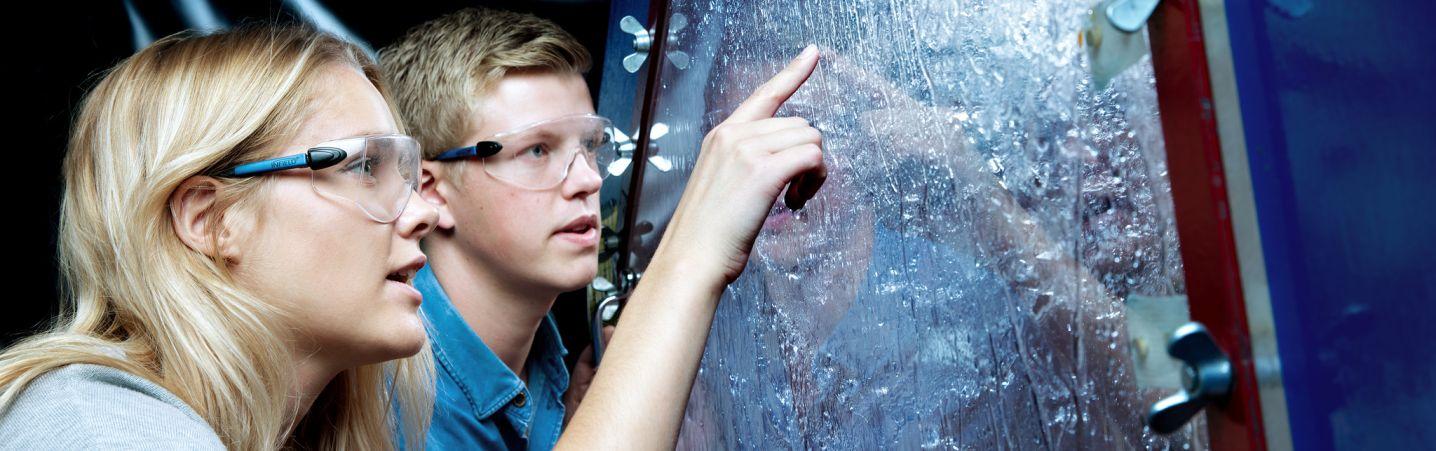 Illustrasjonsbilde studenter. Foto: Geir Mogen/NTNU