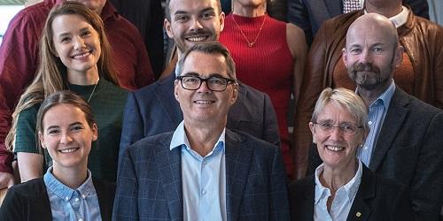 Svein Richard Brantzæg går av som styreleder