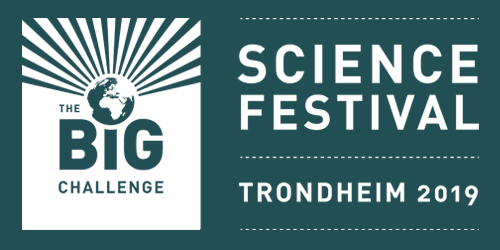 The Big Challenge Science Festival grafikk