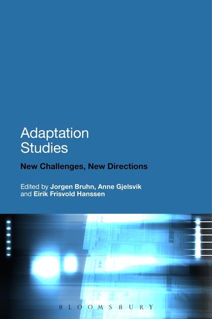 Adaptation Studies. Bokomslag.