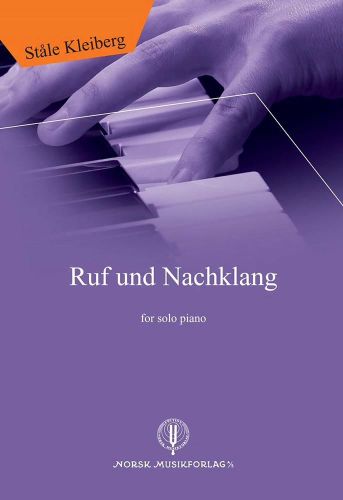 Noteomslag - Ruf und Nachklang av Ståle Kleiberg