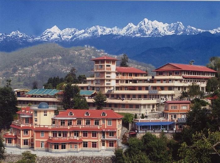 Universitetssykehus i Nepal