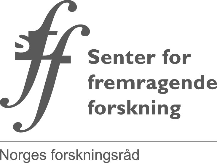 Senter for fremragende forskning (SFF)
