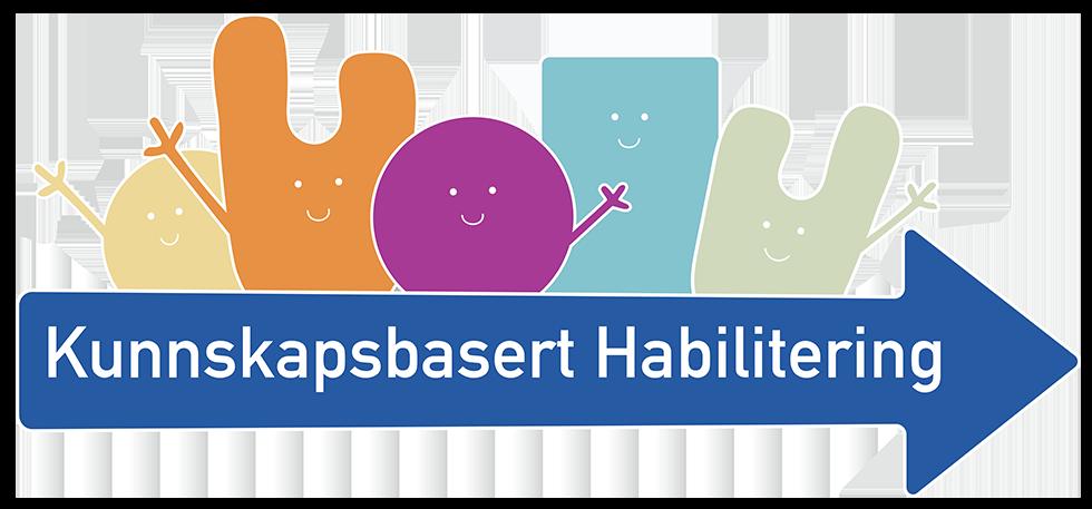 Logo kunnskapsbasert habilitering