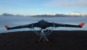 Skywalker Technology X8 Flying Wing. Kim Sorensen, Norwegian University of Science and Technology