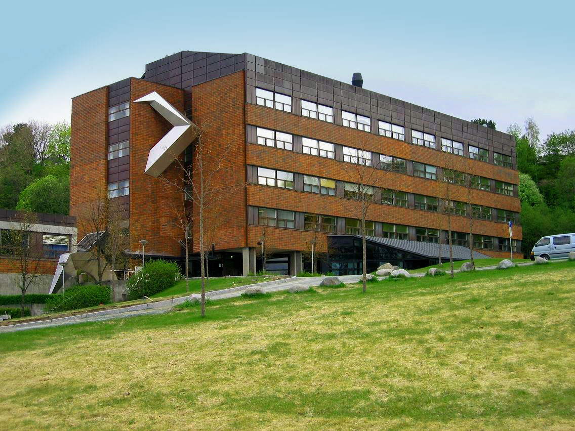 PTS building, Department of Petroluem Engineering and Applied Geophysics, NTNU