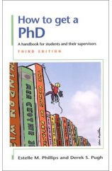 Book: How to get a PhD