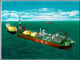 Offshore LNG