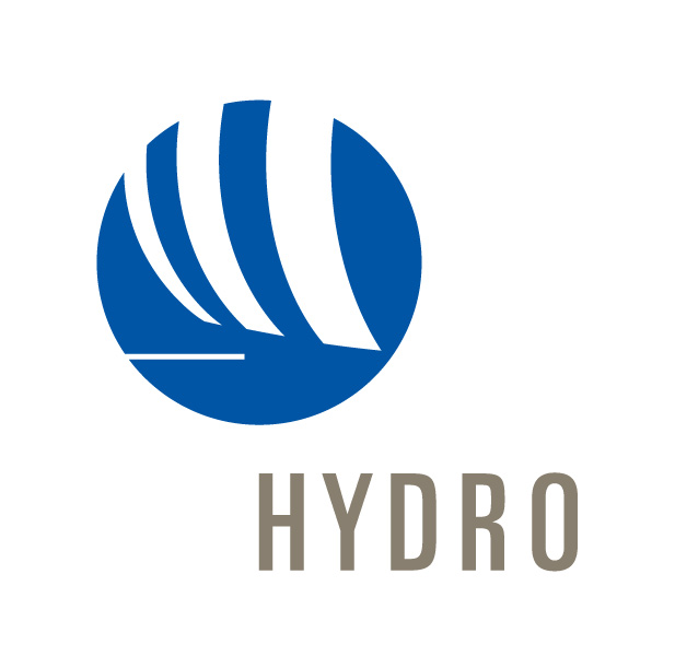 Logo for Hydro
