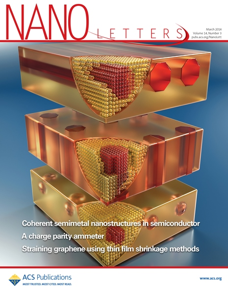 Nano Letters, March 12, 2014, Volume 14, Issue 3