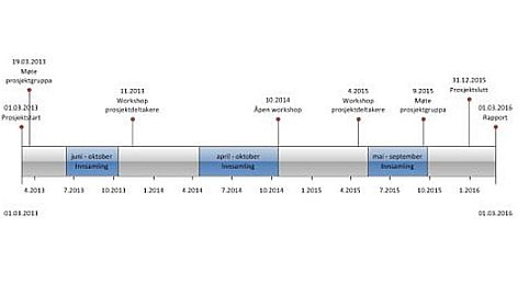 Project Timeline Reserach project Polychaete diversity