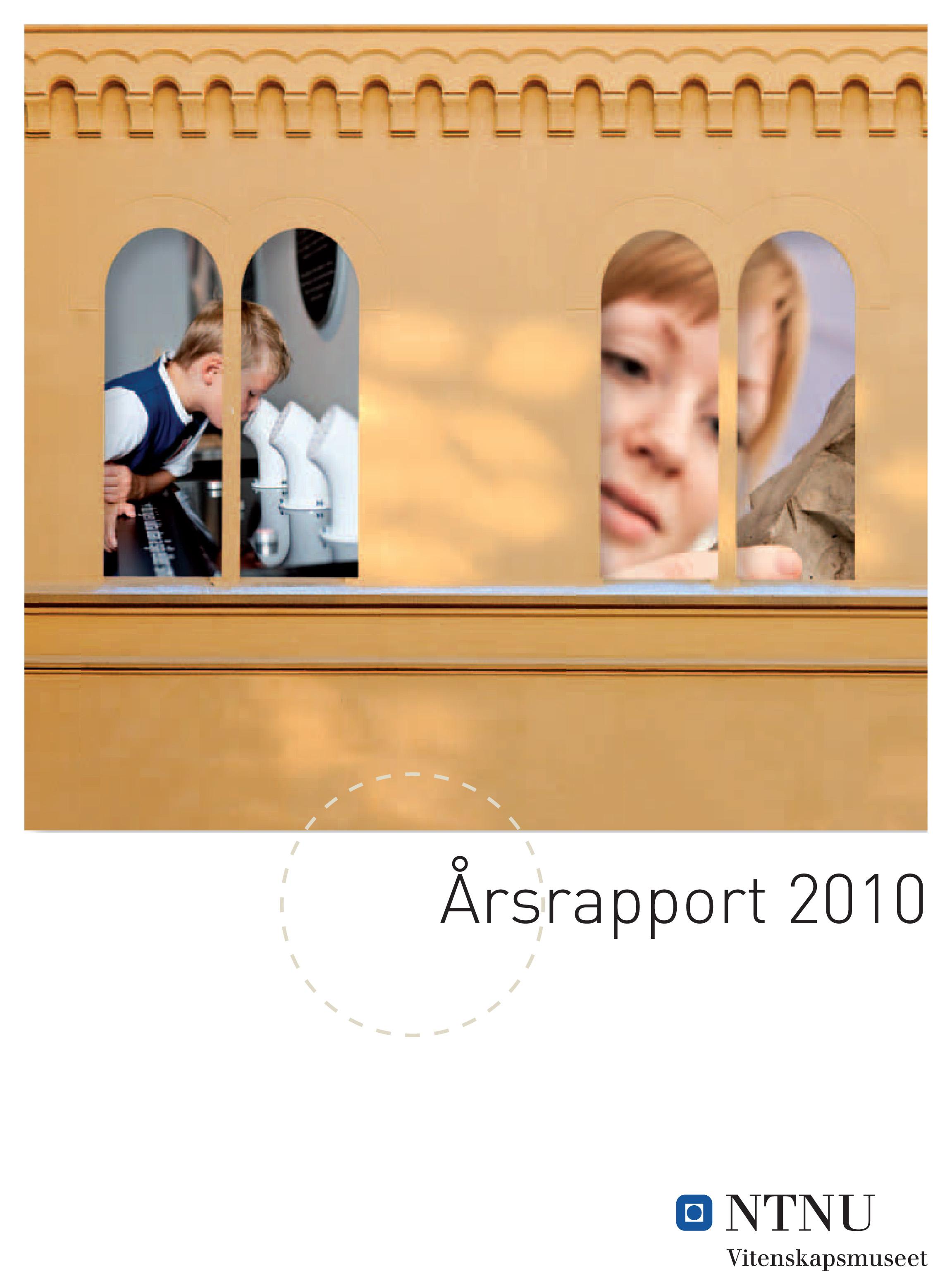 NTNU University Museum Annual Report 2010